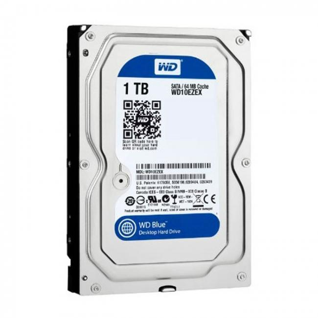 Image of 1000GB, WD Caviar Blue, WD10EZEX