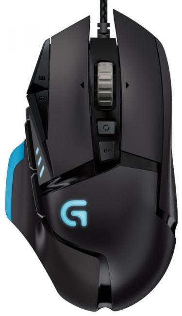 Image of LOGITECH G502 Proteus Core, Gaming, 910-004075