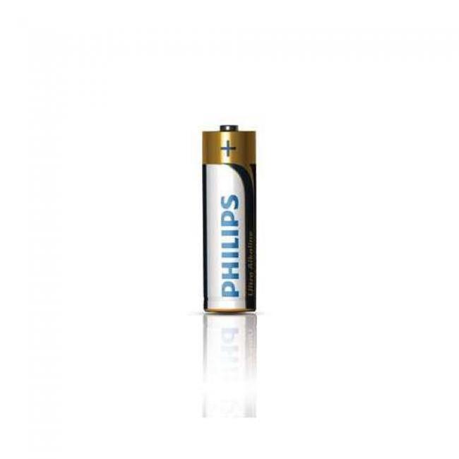 Image of Philips Ultra Alkaline, LR6 AA, LR6E4B/10