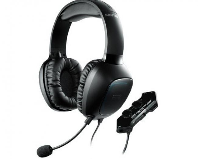 Image of CREATIVE Tactic360 SIGMA Headset XBOX360, 70GH015000001