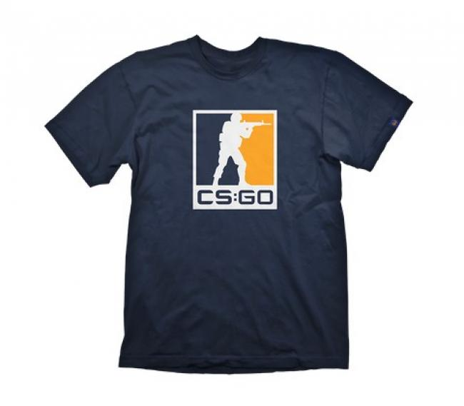 Image of CS:GO T-Shirt Shooter Guy Logo, Size L