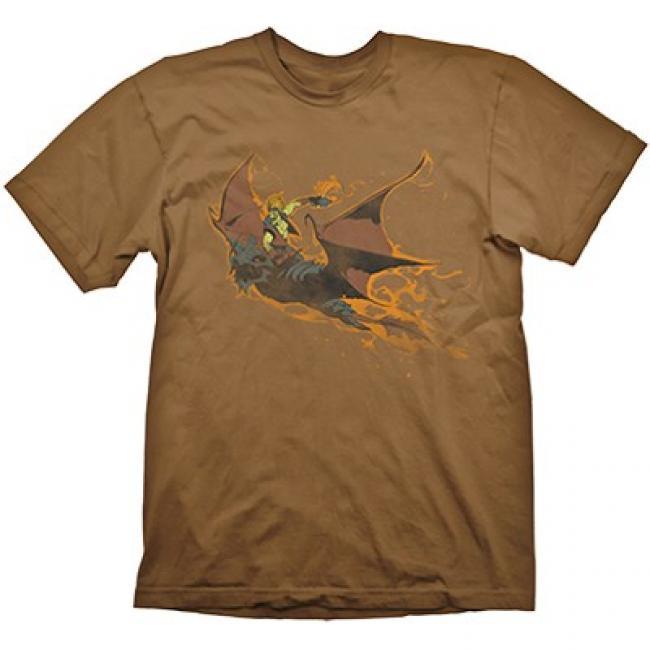 Image of DOTA 2 T-Shirt Batrider + Ingame Code, Size XL