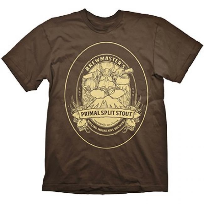 Image of DOTA 2 T-Shirt Brewmaster + Ingame Code, Size XL