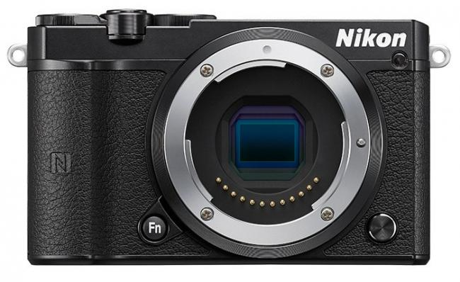 Image of Nikon 1 J5 Body, 20.8MP