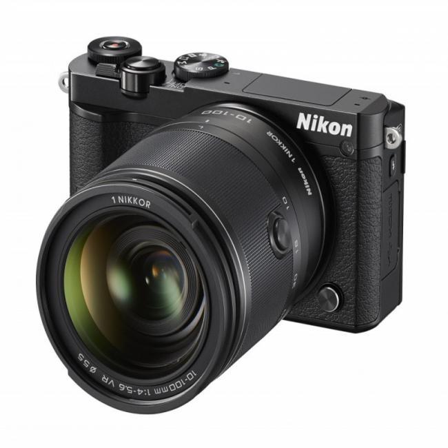 Image of Nikon 1 J5 + 10-100MM