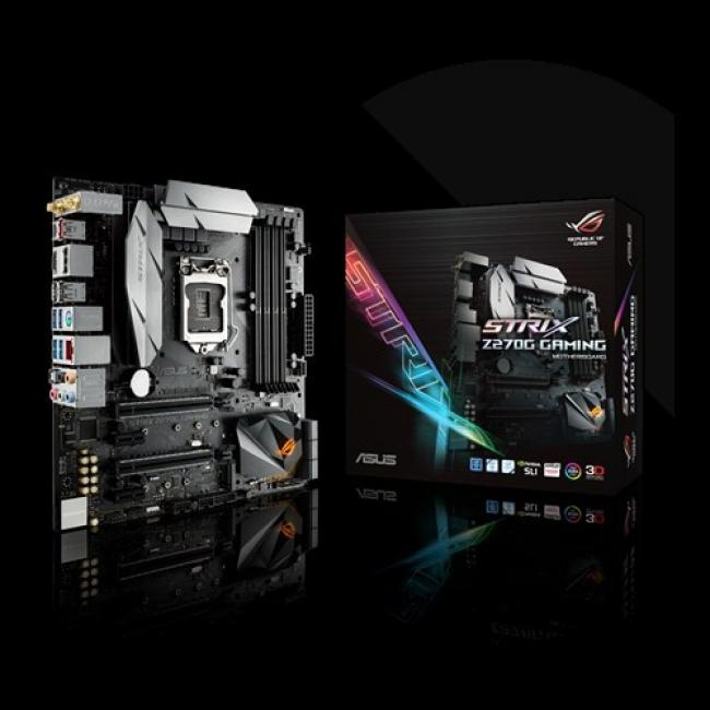 Image of ASUS STRIX Z270G GAMING, 90MB0S80-M0EAY0