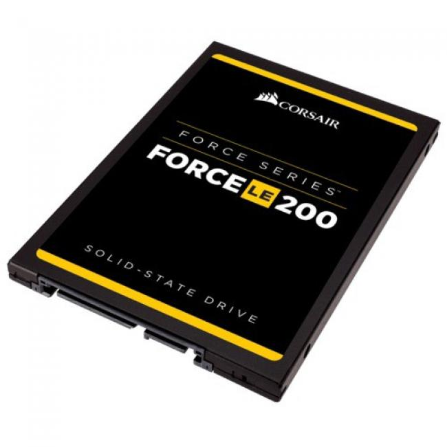 Image of 240GB, Corsair Force Series LE200, CSSD-F240GBLE200B