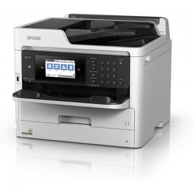 Image of EPSON WorkForce Pro WF-C5790DWF, InkJet, C11CG02401