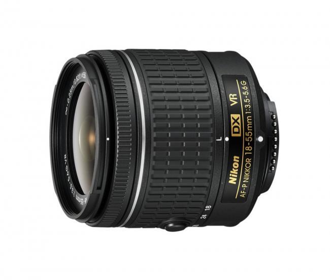 Image of Nikon AF-P 18-55MM F