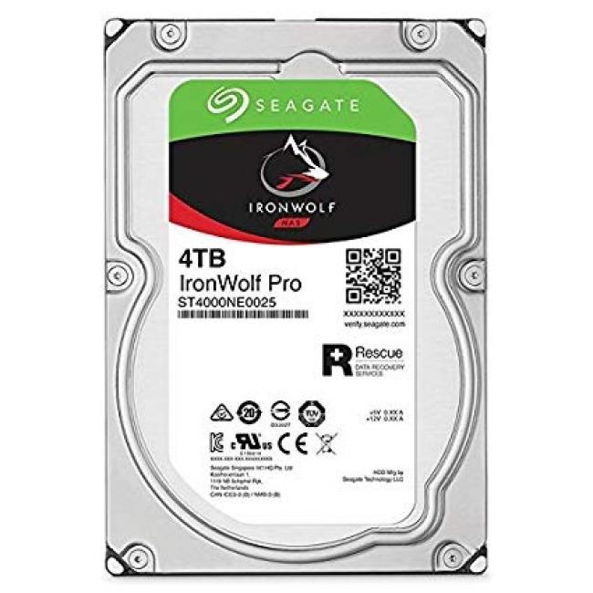 Image of 4000GB, Seagate IronWolf Pro, ST4000NE0025