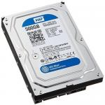 Image of 500GB, WD Blue, WD5000AZLX