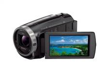 Image of Sony HDR-CX625, Black, HDRCX625B.CEN