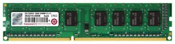 Image of 2GB, 1600MHz, TS256MLK64V6N