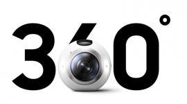 Image of Samsung Gear 360, SM-C200NZWABGL