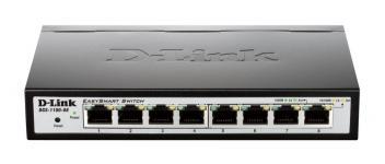 Image of D-LINK DGS-1100-08, 8-Port Gigabit EasySmart
