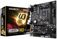 Image of GIGABYTE AB350M-HD3