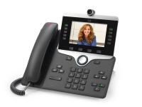 Image of Cisco 8845, 5-Line IP Phone, CP-8845-K9=