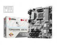 Image of MSI B350 TOMAHAWK ARCTIC