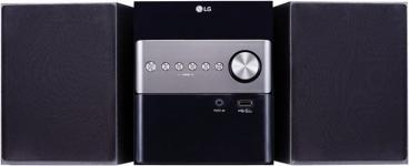 Image of LG CM1560, Micro system