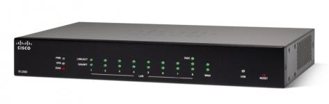 Image of CISCO RV260P, VPN Router, RV260P-K9-G5
