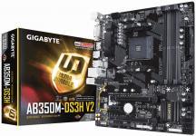 Image of GIGABYTE AB350M-DS3H V2