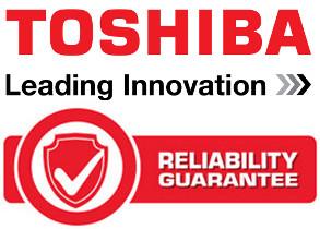 Toshiba Reliability Guarantee
