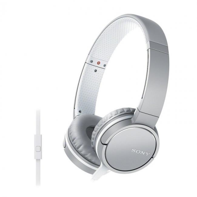 Image of SONY MDR-ZX660AP, White, MDRZX660APW.CE7