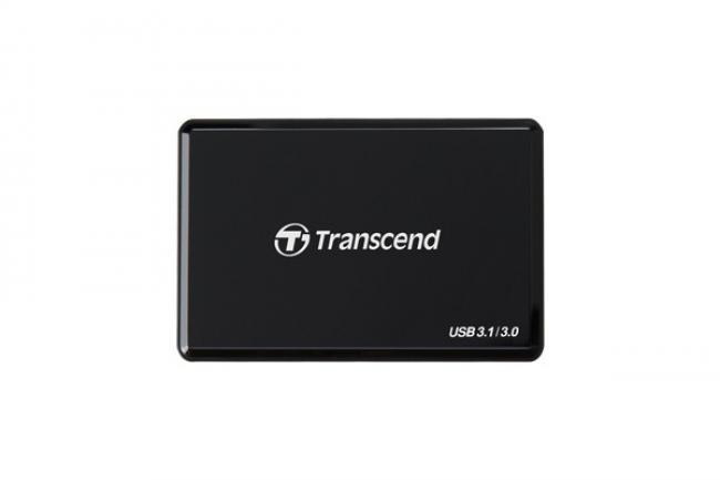 Image of Transcend, Multi-Card Reader, TS-RDF9K