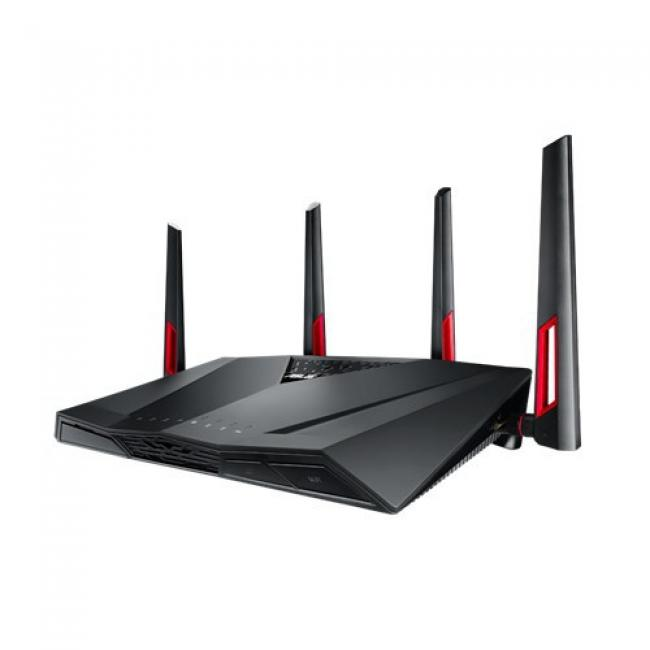 Image of ASUS RT-AC88U, Wireless-AC