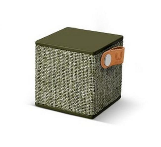 Image of Fresh n Rebel Rockbox Cube Army, Bluetooth