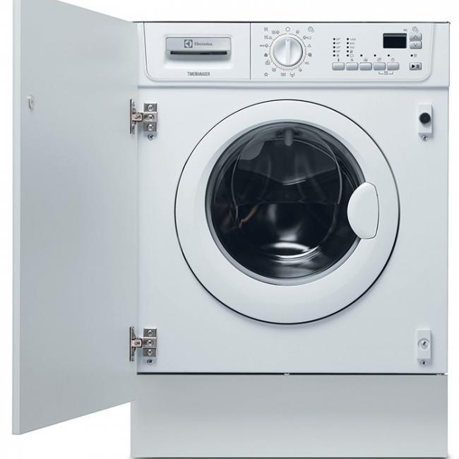 Image of Electrolux EWX147410W, Енергиен клас: В