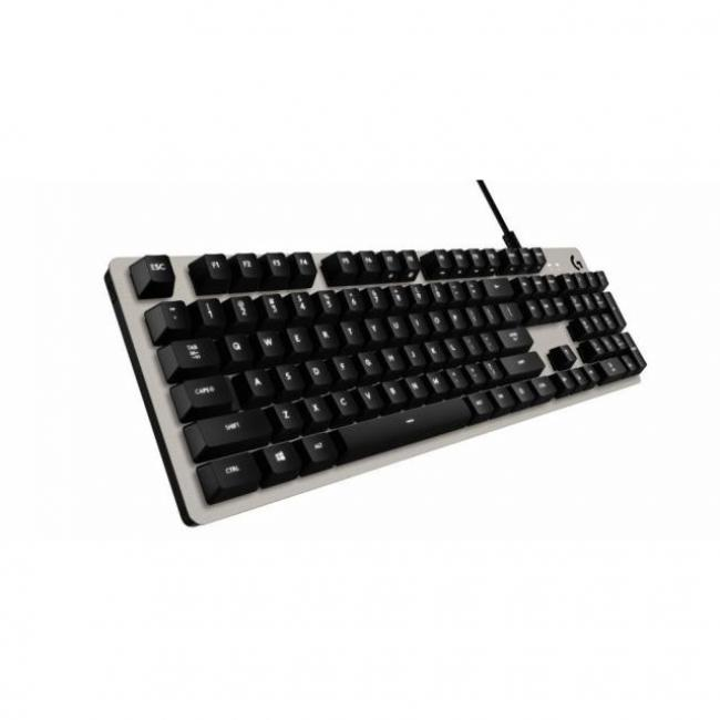Image of Logitech G413 Silver, Mechanical