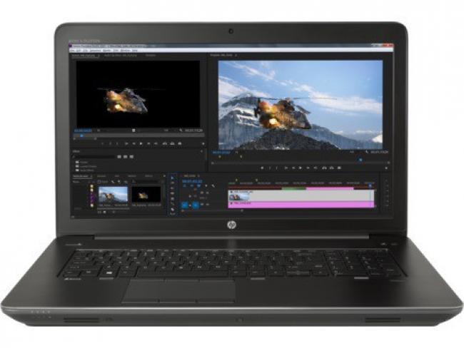 Image of HP ZBook 17 G4, Y6K24EA