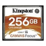 Image of 256GB, KINGSTON CANVAS FOCUS, CFF/256GB