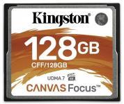 Image of 128GB, KINGSTON CANVAS FOCUS, CFF/128GB