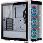 Image of Corsair iCUE 465X RGB, Mid-Tower Smart Case, CC-9011189-WW
