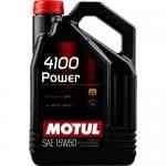 Image of MOTUL 4100 POWER, 15W50