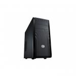Image of CoolerMaster FORSE 500, Black /no PSU/
