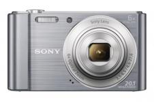 Image of SONY CyberShot DSC-W810, 20.1MP, DSCW810S.CE3