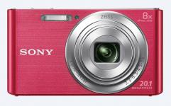 Image of SONY CyberShot DSC-W830, 20.1MP, DSCW830P.CE3