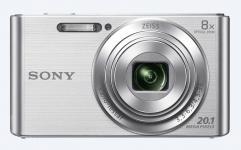 Image of SONY CyberShot DSC-W830, 20.1MP, DSCW830S.CE3