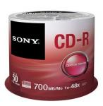 Image of Sony, 50pcs 48x, 50CDQ80SP