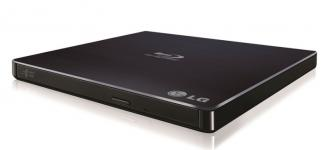 Image of LG BP55EB40, Ultra Slim Portable Blue-ray Disc M-DISC Support, BP55EB40.AUAE10B