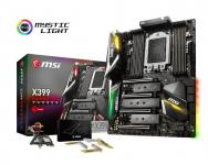 Image of MSI X399 GAMING PRO CARBON AC