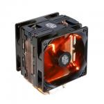 Image of Coolermaster Hyper 212 LED Turbo Black Top, AMD, RR-212TK-16PR-R1