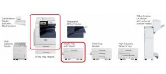 Image of XEROX VersaLink B7030, Laser, B7001V_D_097S04900_B7001KD2_097S04907