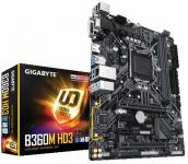 Image of GIGABYTE B360M HD3