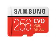 Image of 256GB, Samsung EVO+ series, MB-MC256GA/EU