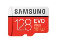 Image of 128GB, Samsung EVO+ series, MB-MC128GA/EU