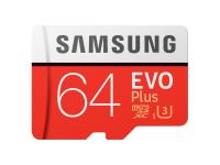 Image of 64GB, Samsung EVO+ series, MB-MC64GA/EU